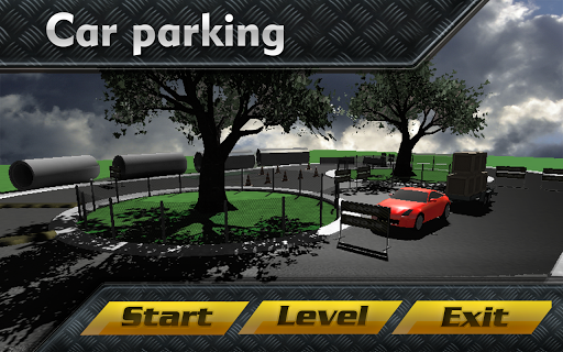 Backyard Real Parking 3D