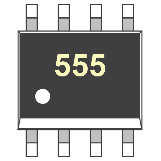 Timer IC 555 Calculator LOGO-APP點子