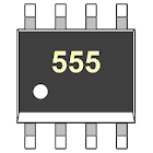 Timer IC 555 Calculator icon