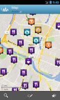 Screenshot of Texas Travel Guide by Triposo