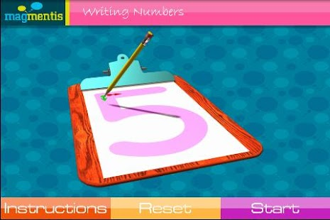 Writing Numbers - screenshot thumbnail