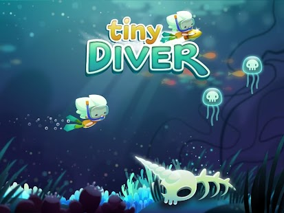 Tiny Diver - screenshot thumbnail