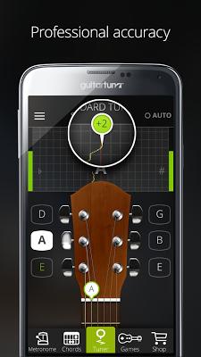 Guitar Tuner Free - GuitarTuna - screenshot