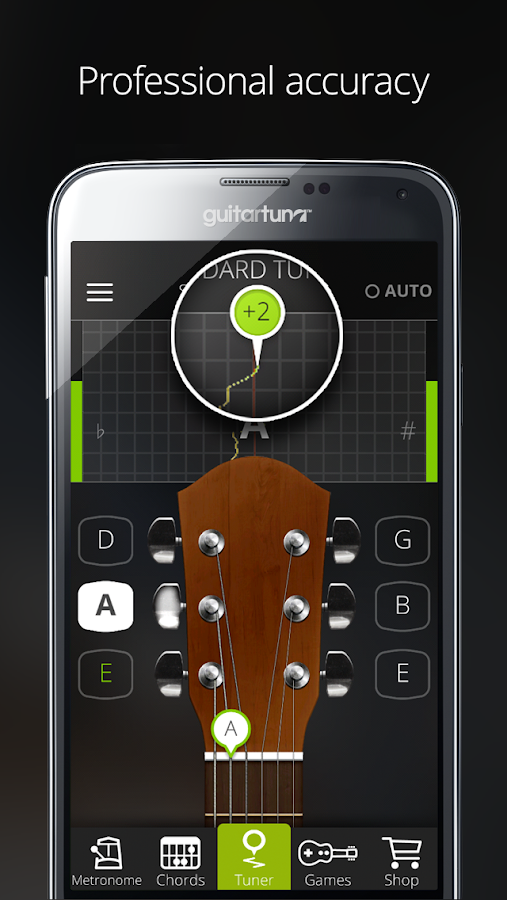 five best tuner apps