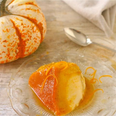 Pumpkin-Orange Mascarpone Pie Rezept | Yummly