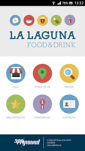 La Laguna Food Drink