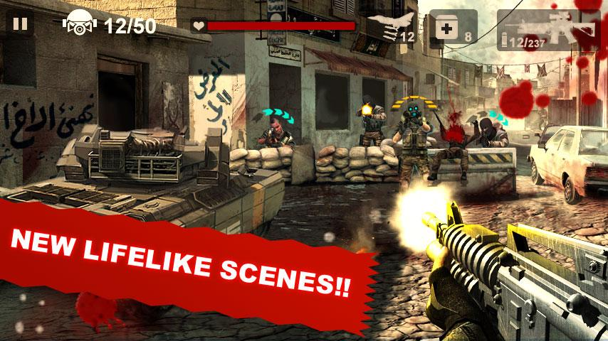 SWAT:End War - screenshot