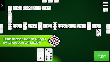 Screenshot of Dominoes Online
