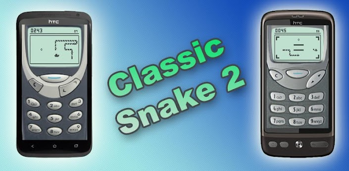 Classic Snake 2