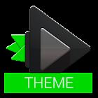 Dark Green Theme icon