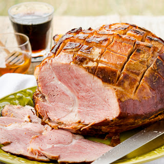 Honey Cola Baked Ham Recipe