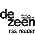 Dezeen Magazine RSS Reader icon