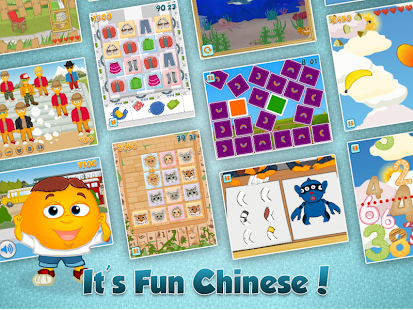 Fun Chinese Learning Games- screenshot thumbnail