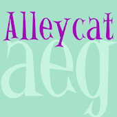 Alleycat FlipFont icon