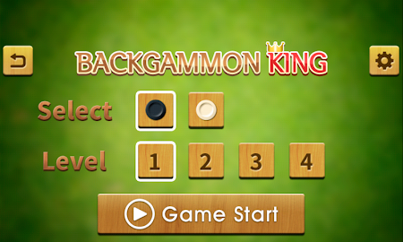 Backgammon King 14.0 screenshot 332328