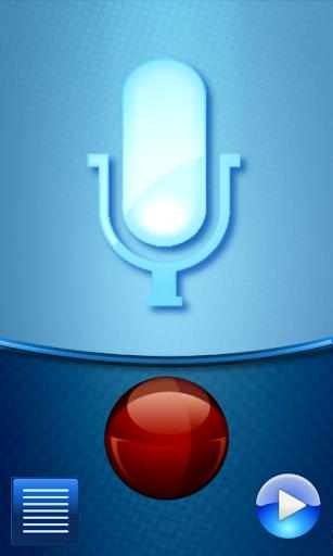 iRecord MP3 Sound Recorder