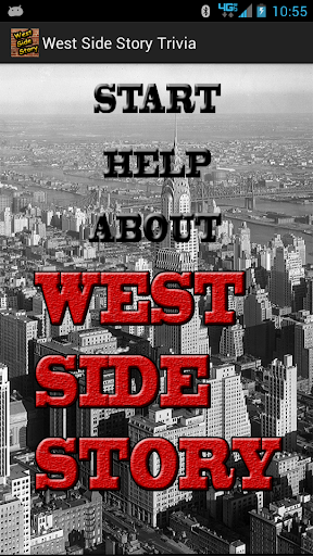 West Side Story Trivia