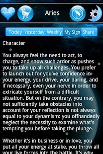 Horoscopes Pro - screenshot thumbnail