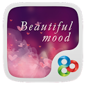 Beautiful Mood GO Theme icon