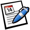 aDiary – Secure Diary Journal logo