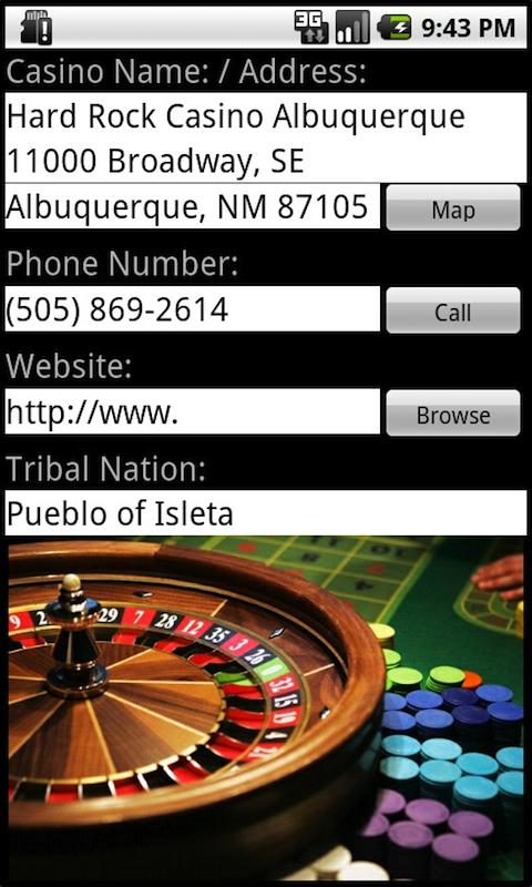 Tribal Casinos Indian Gaming screenshot #4