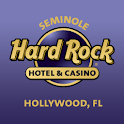 Seminole Hard Rock Hollywood logo