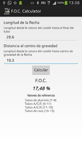玩娛樂App|Nock Point - F.O.C. Calculator免費|APP試玩