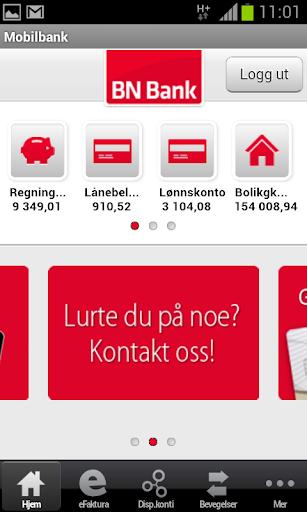 玩免費財經APP 下載BN Bank Mobilbank app不用錢 硬是要APP