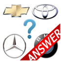 Answer Guess car brand icon