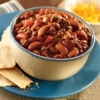 Wholesome Bean Chili.