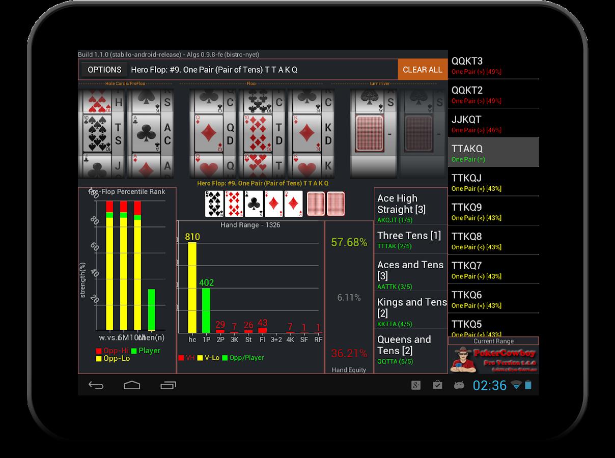 Poker Texas Hold 'Em Pro - screenshot