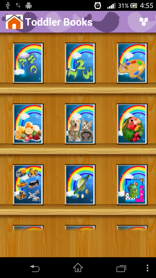 Preschool & Kindergarten Books - screenshot