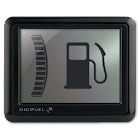 Combustible digital icon