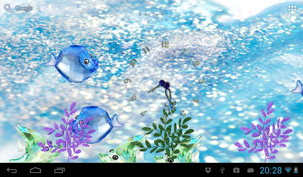 crystal fish aquarium - photo #7