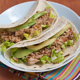 Slow Cooker Chicken Tacos