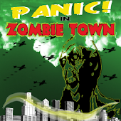Panic in Zombie Town