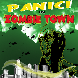 Panic in Zombie Town for PC and MAC