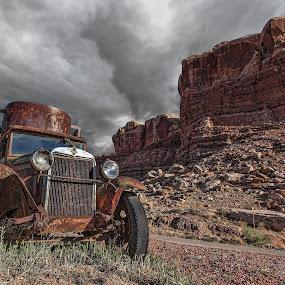 granddaddy by Kirk Kimble - Transportation Other