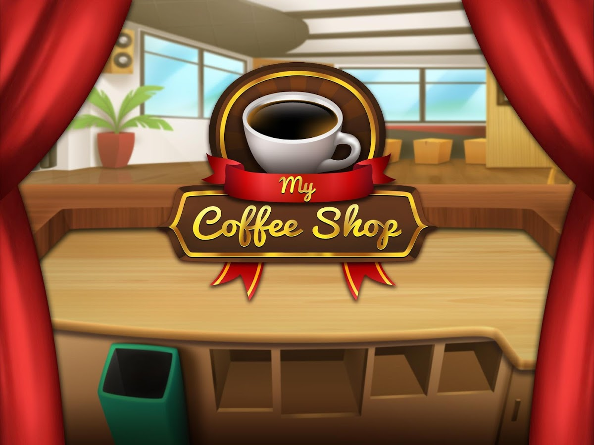 My Coffee Shop - Coffeehouse Management Game- screenshot