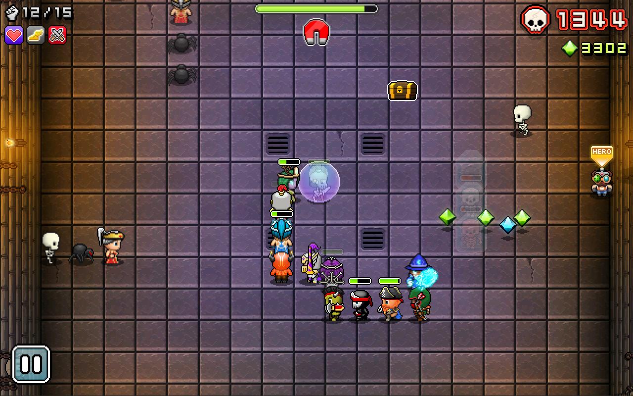 Nimble Quest - screenshot