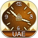 UAE Prayer Timings (Times) icon