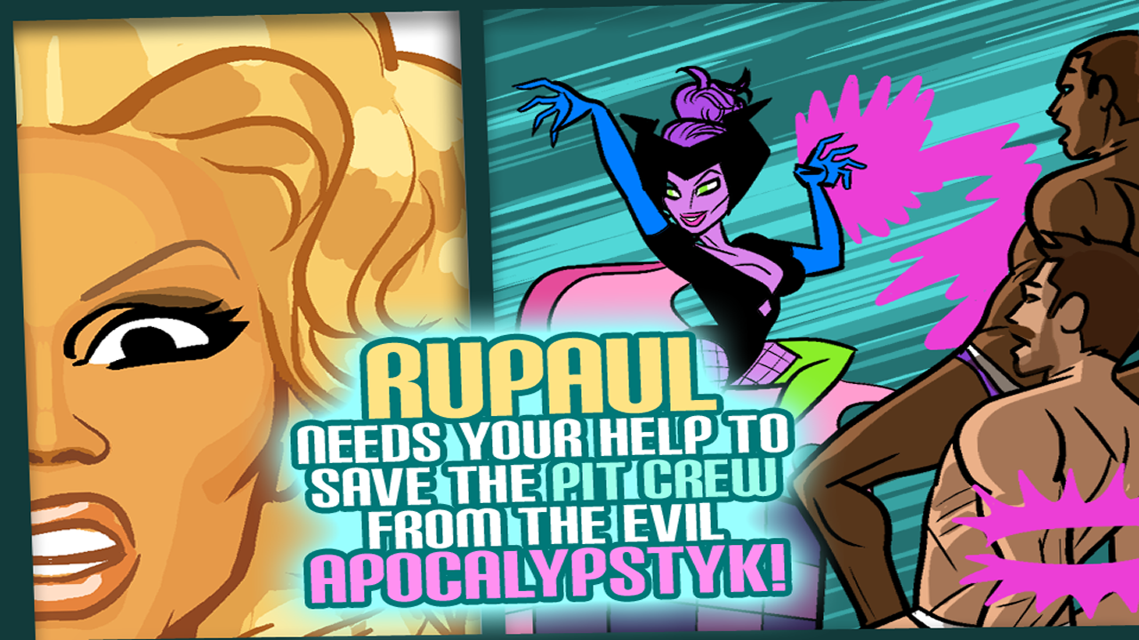 RuPaul's Drag Race: Dragopolis - screenshot