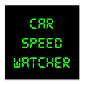 Car Speed Watcher