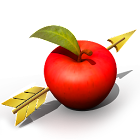 Hit the Apple! icon