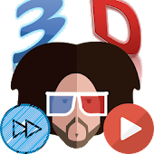 Red Blue 3D Player Pro