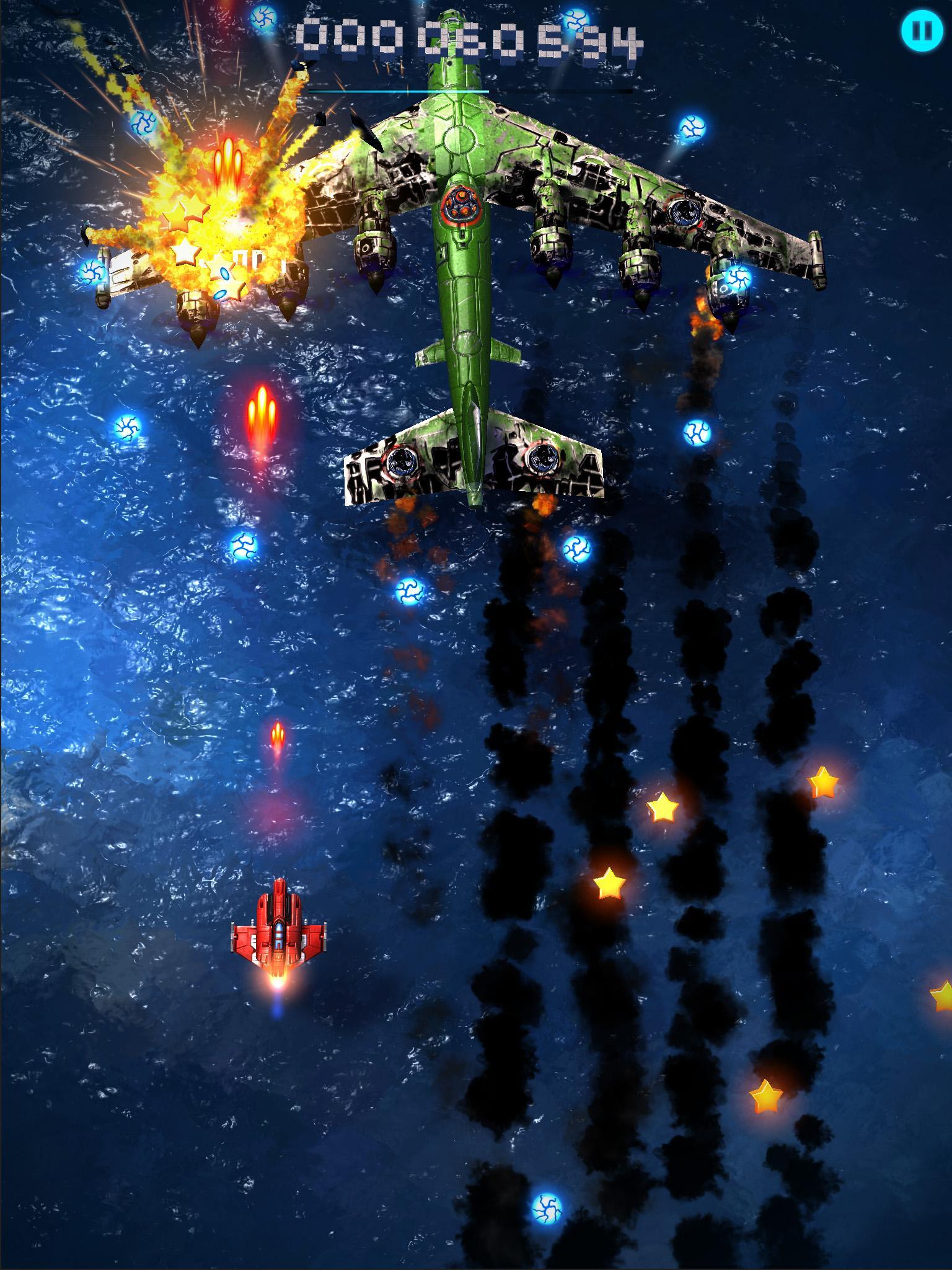 Sky Force 2014 screenshot #11