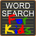 Word Search For Kids logo