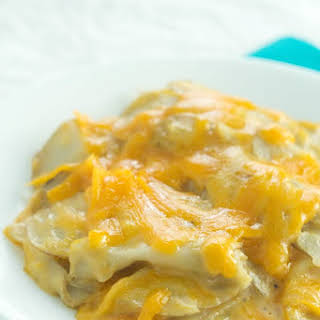 Crock Pot Scalloped Potatoes With Cheese Recipes.
