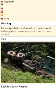 Forest Workers' Glossary- screenshot thumbnail