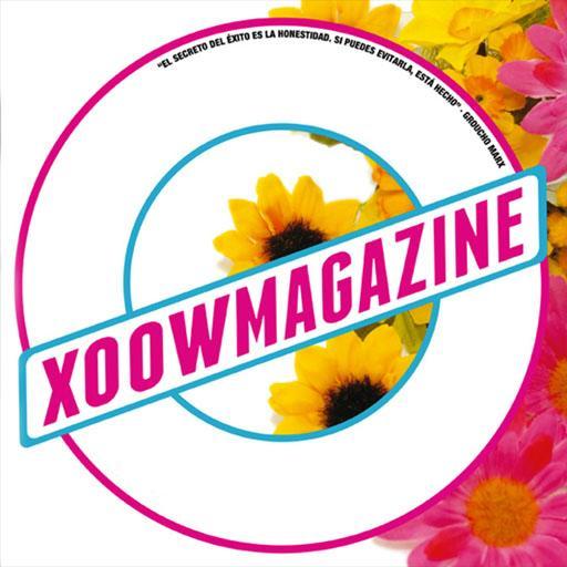 XOOWMAGAZINE ANDROID LOGO-APP點子